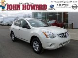 2012 Pearl White Nissan Rogue S Special Edition AWD #61499729