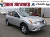 2012 Brilliant Silver Nissan Rogue S Special Edition AWD #61499728