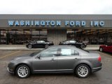 2010 Sterling Grey Metallic Ford Fusion SEL #61499597
