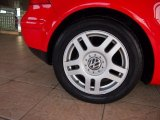 Volkswagen GTI 2000 Wheels and Tires