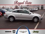 2007 Ultra Silver Metallic Chevrolet Cobalt LT Coupe #61530111