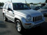 2002 Bright Silver Metallic Jeep Liberty Limited #61530099