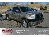 2008 Desert Sand Mica Toyota Tundra SR5 Double Cab 4x4 #61529999