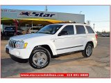 2006 Stone White Jeep Grand Cherokee Limited 4x4 #61530066