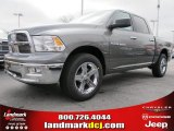 2012 Mineral Gray Metallic Dodge Ram 1500 Big Horn Crew Cab #61537687