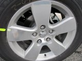 2012 Dodge Ram 1500 Big Horn Crew Cab Wheel