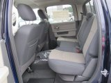 2012 Dodge Ram 1500 Big Horn Crew Cab Rear Seat