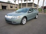 2008 Moss Green Metallic Lincoln MKZ Sedan #61538105