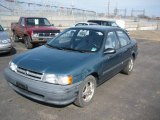 1993 Toyota Tercel DX Sedan