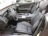2010 Aston Martin V8 Vantage Interiors