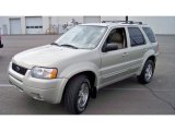 2003 Gold Ash Metallic Ford Escape Limited 4WD #61537594