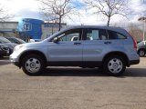 2010 Glacier Blue Metallic Honda CR-V LX AWD #61538063