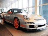 2007 Arctic Silver Metallic Porsche 911 GT3 RS #6133721