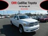 2011 Bright White Dodge Ram 1500 Sport Quad Cab 4x4 #61537831