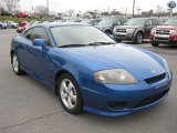 2005 Hyundai Tiburon GS Data, Info and Specs