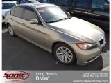 2007 Platinum Bronze Metallic BMW 3 Series 328i Sedan #61537805