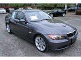 2006 Sparkling Graphite Metallic BMW 3 Series 330i Sedan #6147231