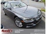 2012 Mineral Grey Metallic BMW 3 Series 328i Sedan #61537794
