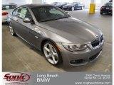 2012 Space Grey Metallic BMW 3 Series 335i Coupe #61537791