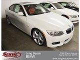 2012 Mineral White Metallic BMW 3 Series 335i Coupe #61537790