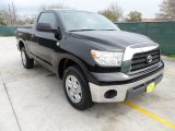 2007 Black Toyota Tundra SR5 Regular Cab #61537768