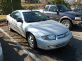 2003 Ultra Silver Metallic Chevrolet Cavalier LS Coupe #61537502