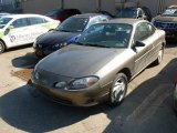 2001 Mineral Gray Metallic Ford Escort ZX2 Coupe #61537500