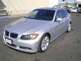 2006 Titanium Silver Metallic BMW 3 Series 330i Sedan #6146902