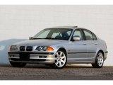 2000 Titanium Silver Metallic BMW 3 Series 328i Sedan #61537973
