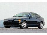 2002 Oxford Green Metallic BMW 3 Series 325i Coupe #61537971