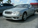 2001 Mercedes-Benz CL 500