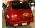 2007 Inferno Red Crystal Pearl Chrysler PT Cruiser Touring #61537954