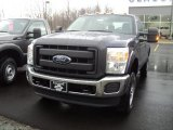 2012 Dark Blue Pearl Metallic Ford F250 Super Duty XL SuperCab 4x4 #61537949