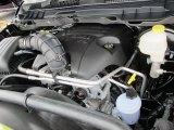 2012 Dodge Ram 1500 Mossy Oak Edition Crew Cab 4x4 5.7 Liter HEMI OHV 16-Valve VVT MDS V8 Engine