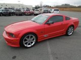 2006 Ford Mustang Saleen S281 Coupe Front 3/4 View