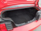 2006 Ford Mustang Saleen S281 Coupe Trunk