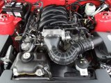 2006 Ford Mustang Saleen S281 Coupe 4.6 Liter SOHC 24-Valve VVT V8 Engine