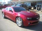 2010 Red Jewel Tintcoat Chevrolet Camaro LT Coupe #61580350