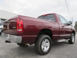 2002 Dodge Ram 1500 SLT Regular Cab 4x4 Exterior