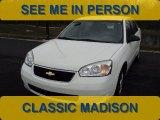2008 White Chevrolet Malibu Classic LS Sedan #61580645