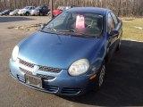 2003 Atlantic Blue Pearl Dodge Neon SE #61580642