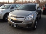 2012 Graystone Metallic Chevrolet Equinox LT #61580631