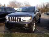 2012 Maximum Steel Metallic Jeep Grand Cherokee Laredo X Package 4x4 #61580619