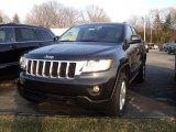 2012 Maximum Steel Metallic Jeep Grand Cherokee Laredo X Package 4x4 #61580619