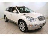 2010 White Diamond Tricoat Buick Enclave CXL AWD #61580616