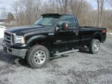 2006 Ford F350 Super Duty FX4 Regular Cab 4x4 Data, Info and Specs