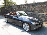 2008 Monaco Blue Metallic BMW 3 Series 335i Convertible #61580245