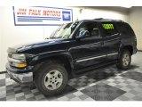 2005 Dark Blue Metallic Chevrolet Tahoe LT 4x4 #61580931