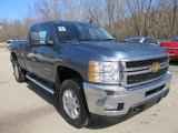 Chevrolet Silverado 2500HD 2012 Data, Info and Specs
