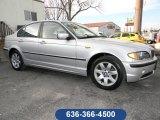 2003 Titanium Silver Metallic BMW 3 Series 325xi Sedan #61580909
